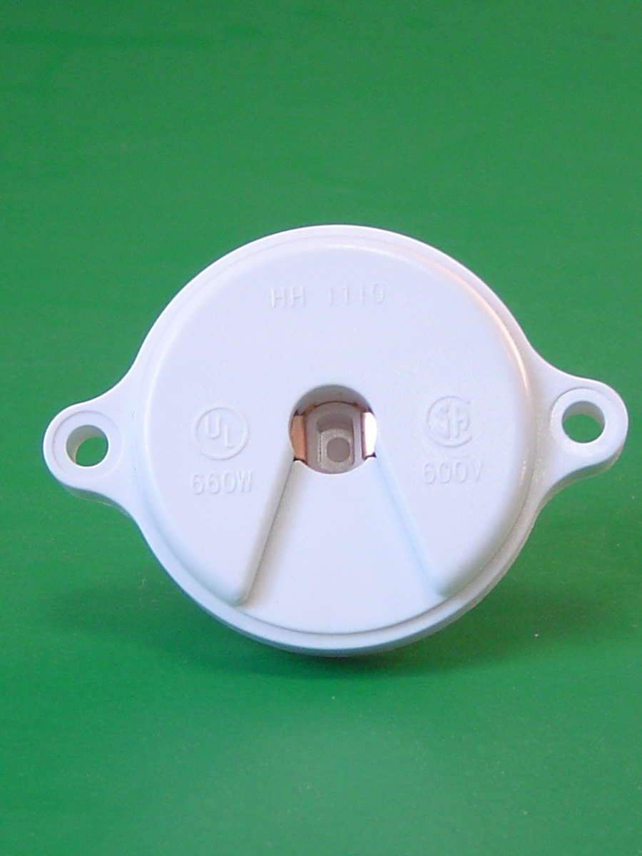 Slimline Turret Socket For Stationary End