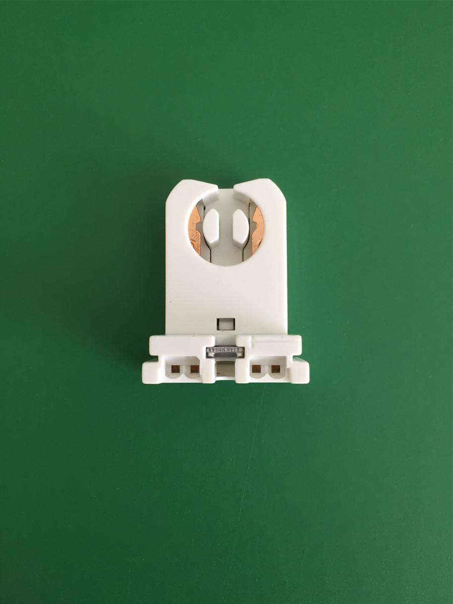 Medium Bi-Pin Flush Mount With Nut Inserted