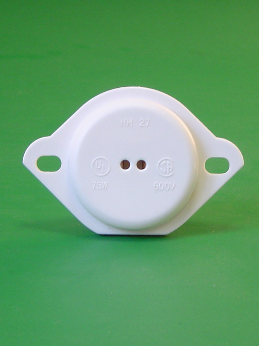 T-5 Bi Pin Turret Socket