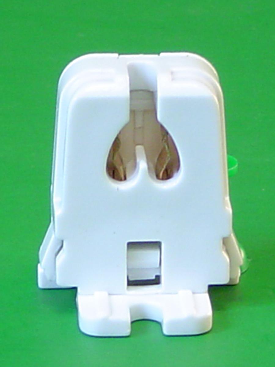 T-5 Miniature Bi-Pin Quick Wire Snap In