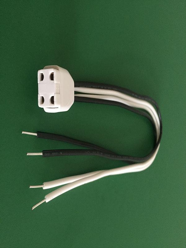 circline replacement light sockets fluorescent bulb circular fluorescent ceiling light round 4 pin fluorescent light wiring