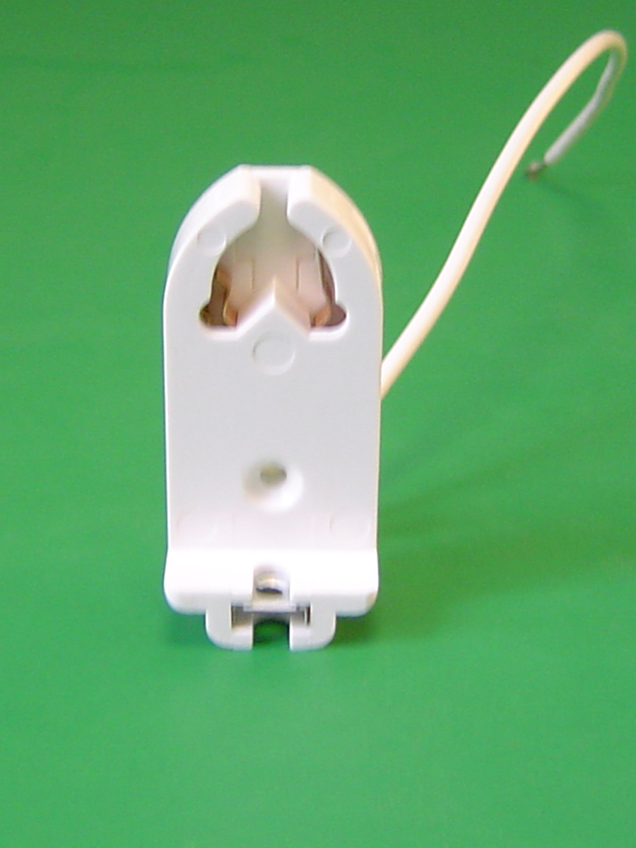 Medium Bi Pin Disconnect Flush Mount W/Nut Inserted & 1- 9 Lead
