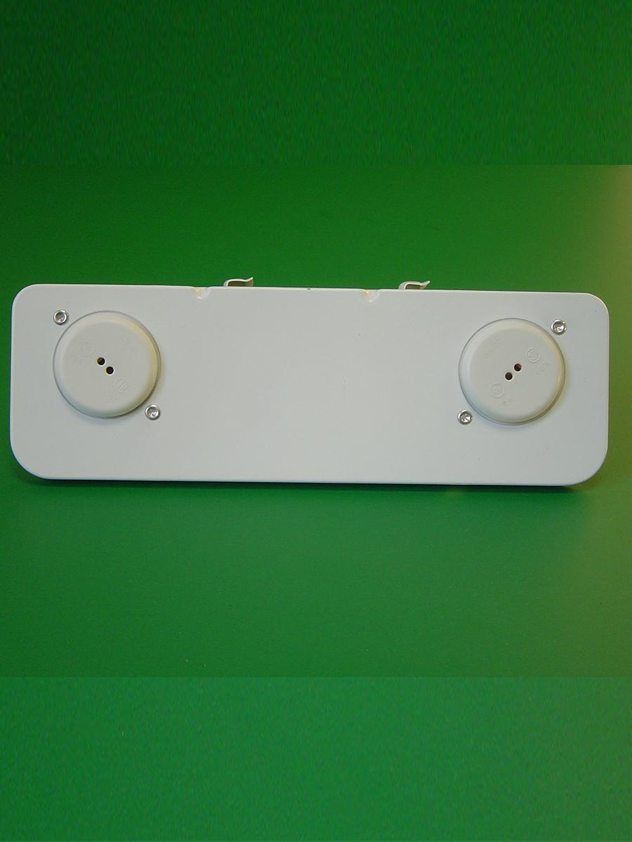 2 Light T-5 Shunted Mini Bi Pin Sprind End
