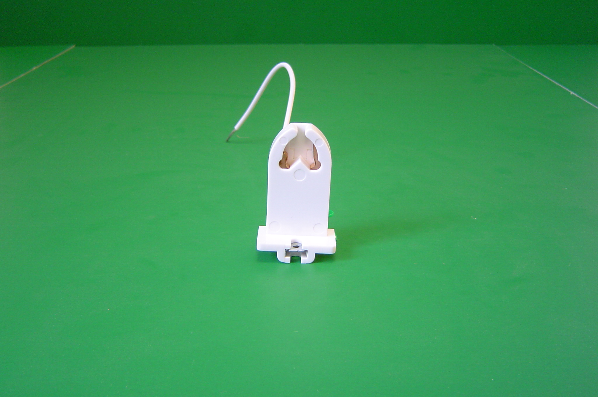 Medium Bi-Pin Circuit Interrupting Flush Mount With Nut 9W Lead Standard