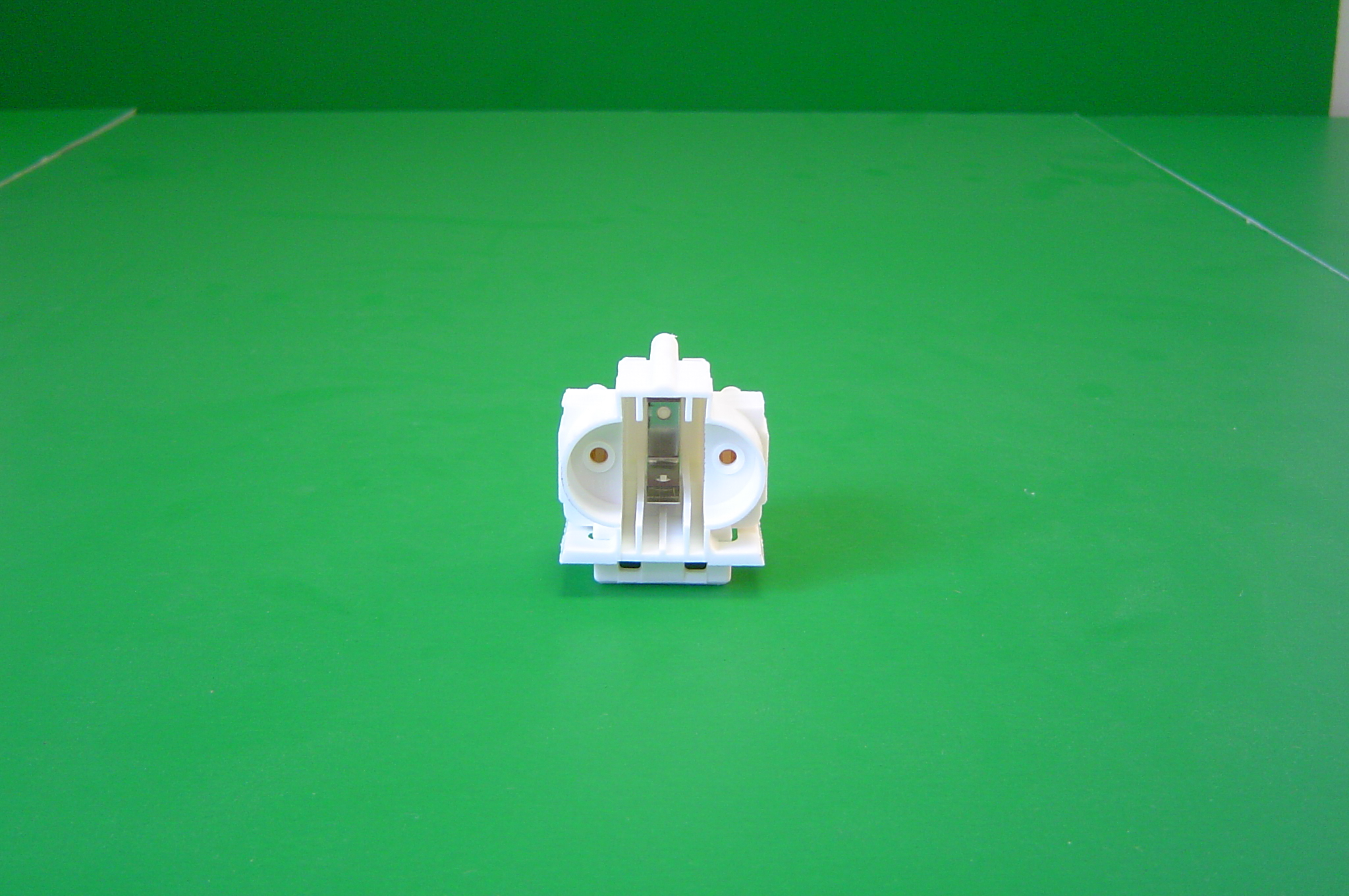 Screw Less Mounting By Push- In Foot Or Screw Mounting Biax Clip