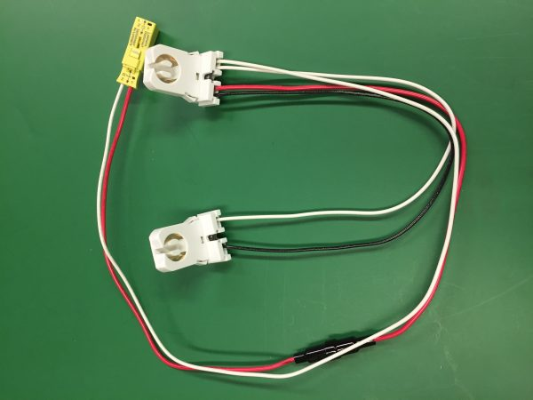 3-1226SW-2 2LT HARNESS WITH FUSE HOLDER